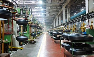 Lastik Üretimi